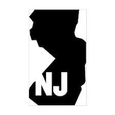NJ Decal