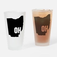 OH Drinking Glass