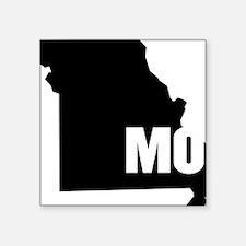 """MO Square Sticker 3"""" x 3"""""""