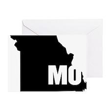 MO Greeting Card