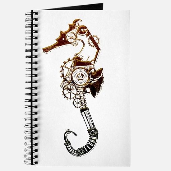 Industrial Sea Horse Journal