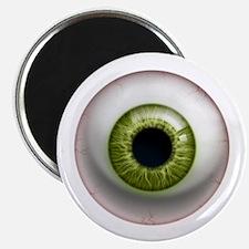 16x16_theeye_green Magnet