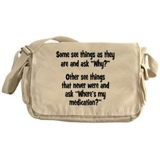medication1 Messenger Bag
