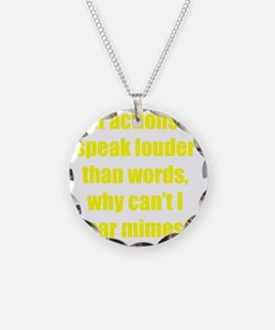 mimes3 Necklace