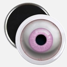 16x16_theeye_pinklight Magnet
