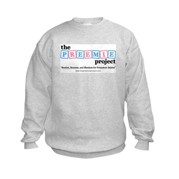The Preemie Project Kids Sweatshirt