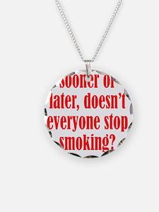 smoking2 Necklace