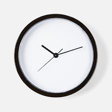 stick3 Wall Clock