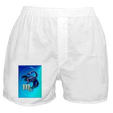 ornament_ovalScorpio Boxer Shorts