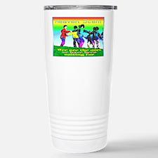 Heaven_Scent_11x17 Stainless Steel Travel Mug