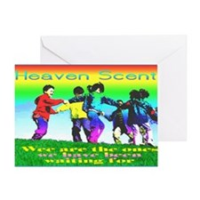 Heaven_Scent_11x17 Greeting Card