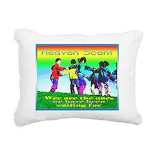 Heaven_Scent_16x20 Rectangular Canvas Pillow