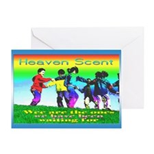 Heaven_Scent_4x6 Greeting Card