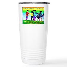 Heaven_Scent_5x7 Travel Coffee Mug