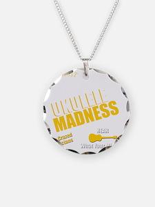 Funny Ukulele uke hawaii Necklace