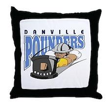 Pounders Throw Pillow