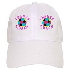 Thank You Soccer Coach Mugs and Steins Baseball Cap
