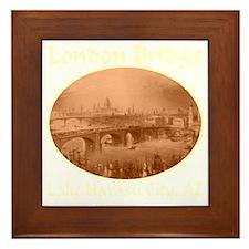 London_Bridge_Lake_havasu_city_az_tran Framed Tile