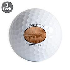 London_Bridge_Lake_Havasu_City_AZ Golf Ball
