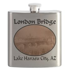 London_Bridge_Lake_Havasu_City_AZ Flask