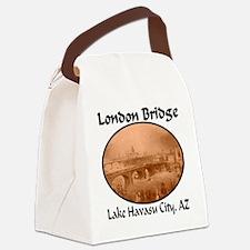 London_Bridge_Lake_Havasu_City_AZ Canvas Lunch Bag
