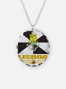 Lisbon (Flag 10) Necklace