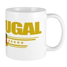 Portugal (Flag 10) pocket Mug