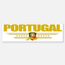 Portugal (Flag 10) pocket Bumper Bumper Sticker
