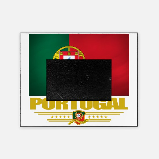 Portugal (Flag 10) Picture Frame