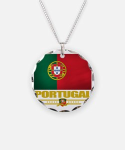 Portugal (Flag 10) Necklace