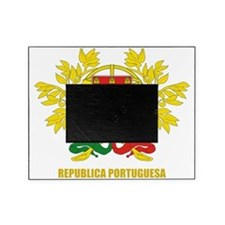 Portugal Coat of Arms Picture Frame