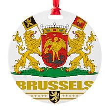Brussels COA (Flag 10) Ornament
