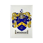 Whitehead Coat of Arms Crest Rectangle Magnet (10