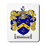 Whitehead Coat of Arms Crest Mousepad