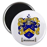 Whitehead Coat of Arms Crest Magnet