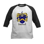 Whitehead Coat of Arms Crest Kids Baseball Jersey