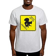 Squirrels_5inch T-Shirt