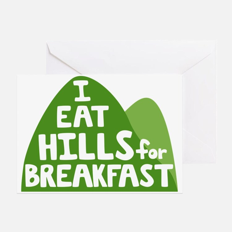 Hills Greeting Card
