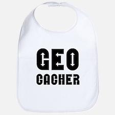 Geocacher Arrows Bib