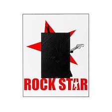 Rock star (black) Picture Frame