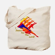 dancer_4_the_Lord Tote Bag