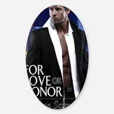 For Love or Honor LG Decal