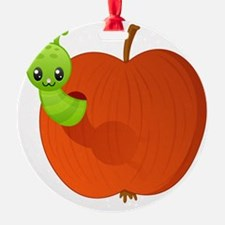 appleworm Ornament