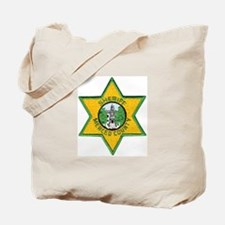 Merced County Sheriff Tote Bag
