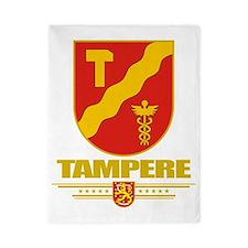 Tampere COA (Flag 10) Twin Duvet