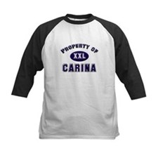 Property of carina Tee