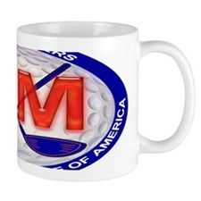 Douchemasters Patch OVAL_edited-1 Mug