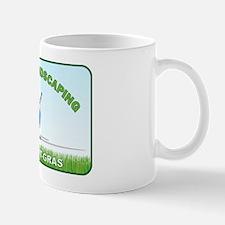 blades landacaping Mug