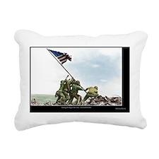 Iwofull 11x17_print Rectangular Canvas Pillow
