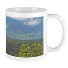 ridge-clouds-framedprint Small Mug
